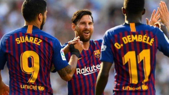"""برشلونة مُستعد """"للتضحية"""" ب 3 لاعبين من أجل التعاقد مع نجم الإنتر"""