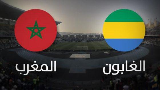 المغرب-والغابون